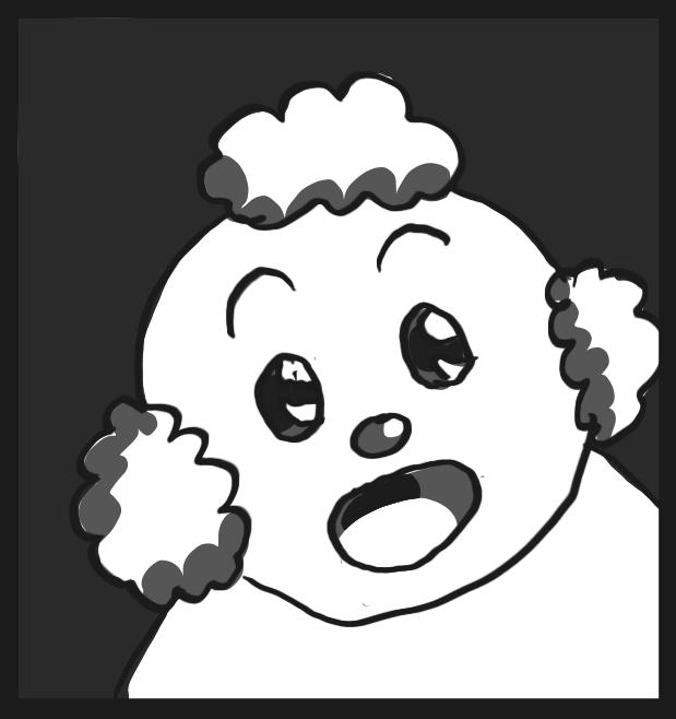 Clown President – Page1